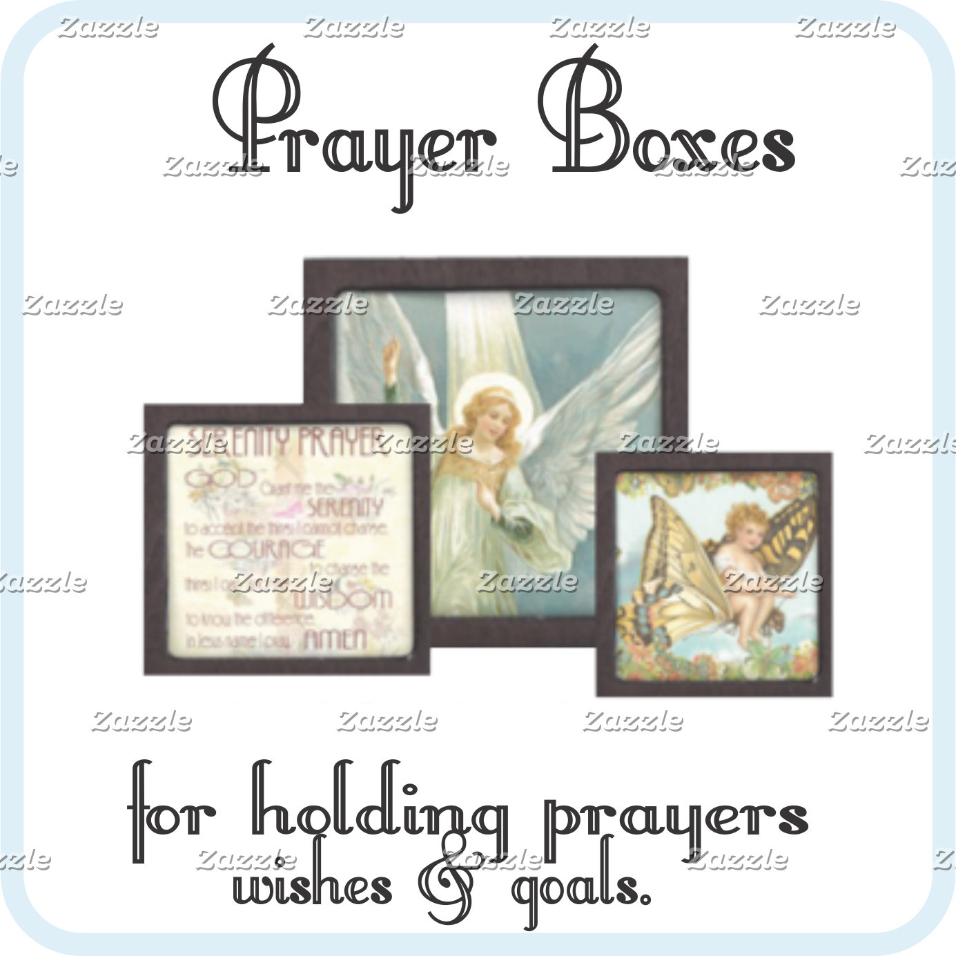 ❤ Prayer Boxes