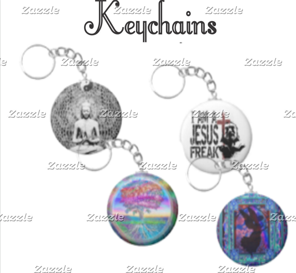 Kind Keychains