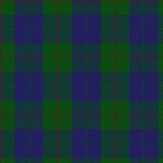 Barclay Clan Plaid
