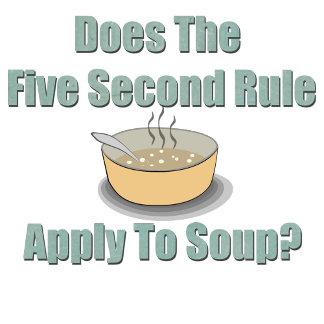 Funny Five Second Rule Soup Joke