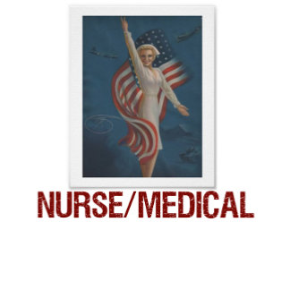 f) nurse / medical