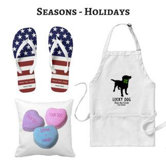 Seasons | Holidays