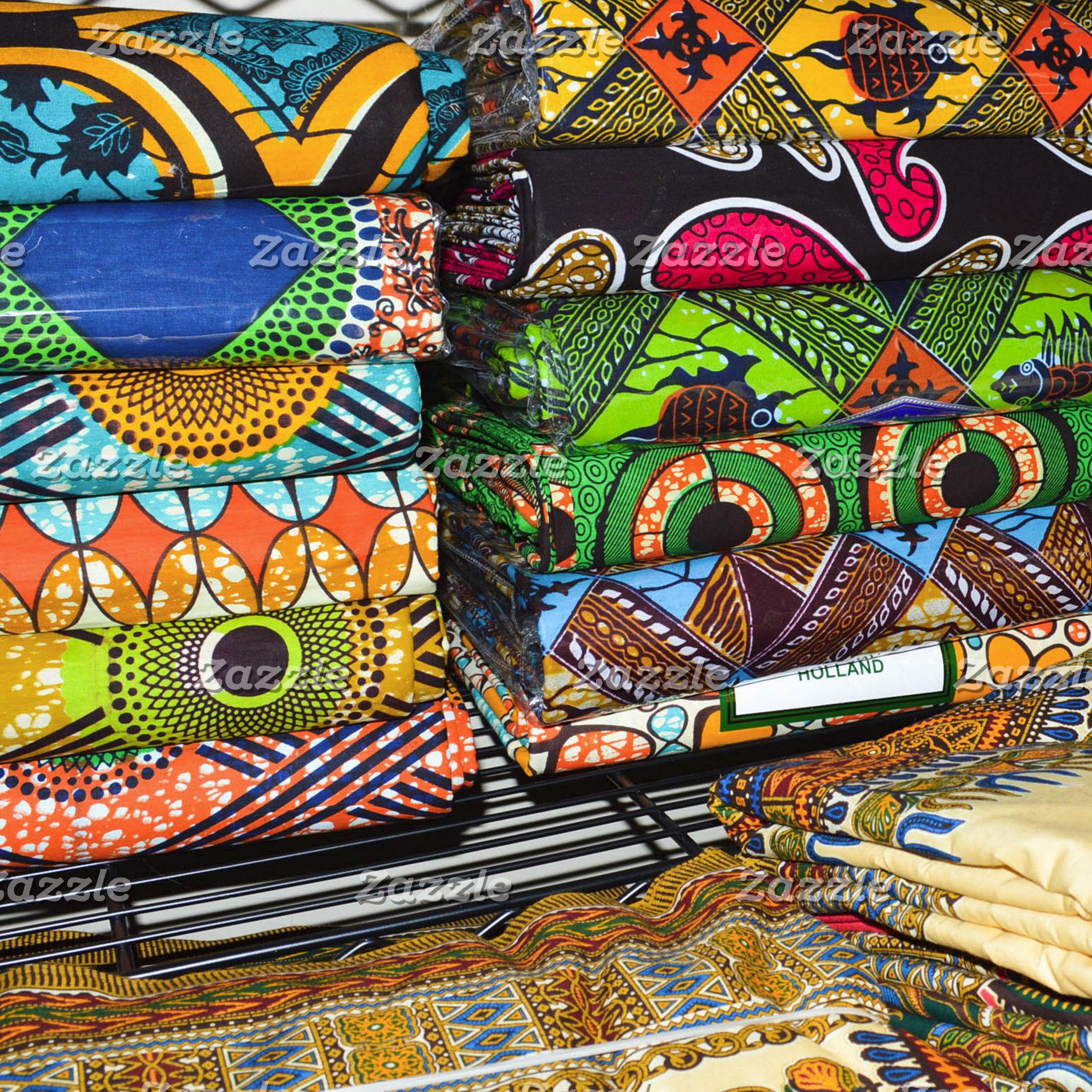 Cultural, Ethnic, Fabrics