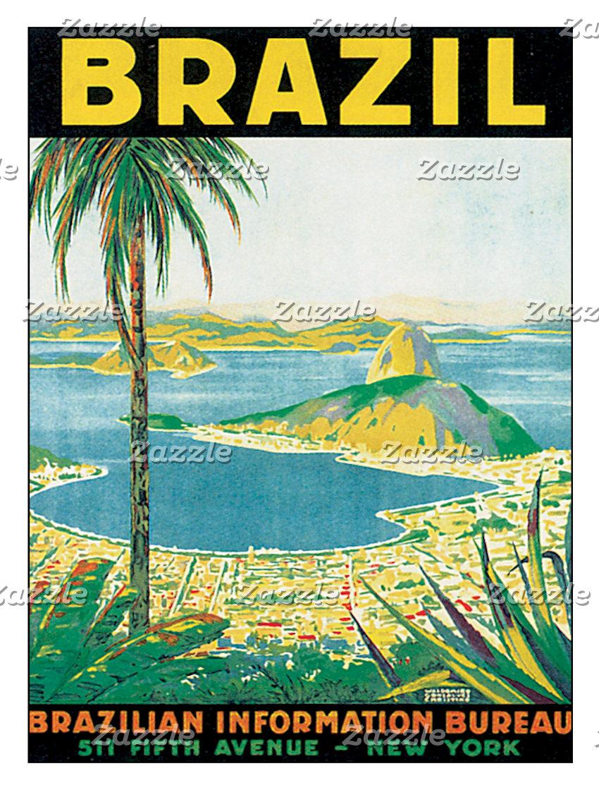 America and South America