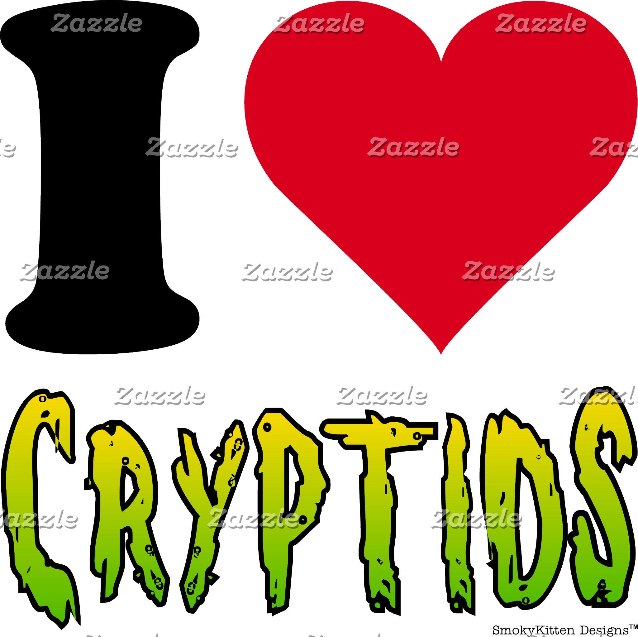 Bigfoot/Cryptids
