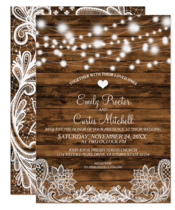 ♦ Wedding Stationery