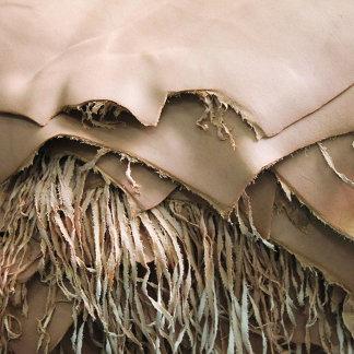 Leather, Fur, Fabric