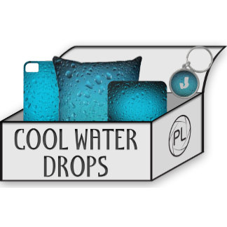 Cool water drops