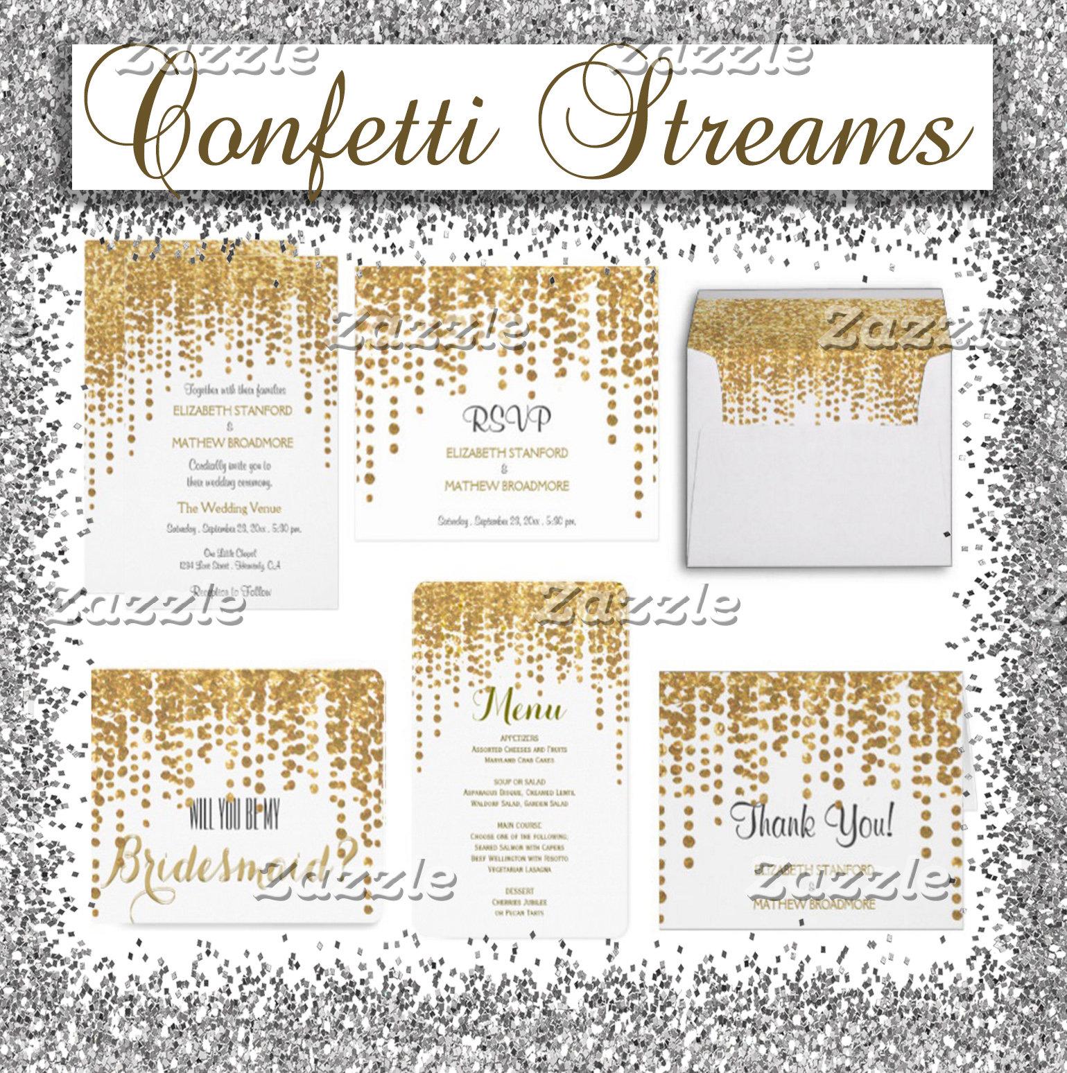 Confetti Streams