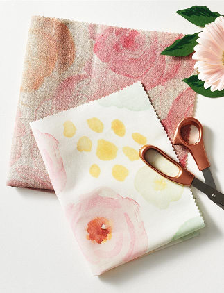 Browse through our incredible selection of Mother's Day gifts, such as these [descriptor] [product].		Browse through our incredible selection of Mother's Day gifts, such as this floral fabric.