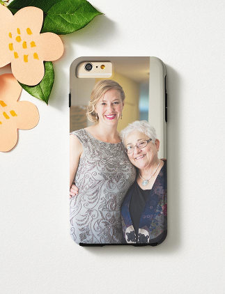 Browse through our incredible selection of Mother's Day gifts, such as these [descriptor] [product].		Browse through our incredible selection of Mother's Day gifts, such as this photo iPhone 6 case.