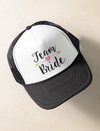 Personalise Hats at Zazzle
