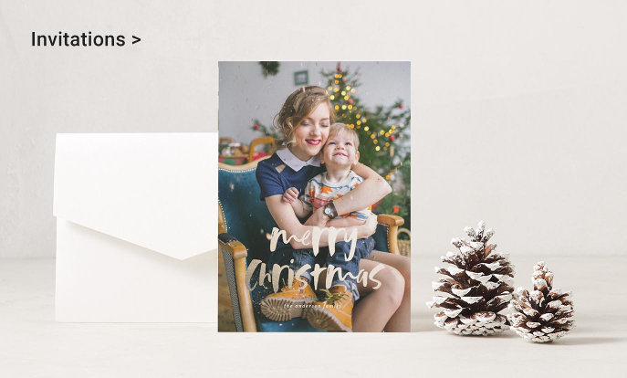 Christmas Cards - Invitations