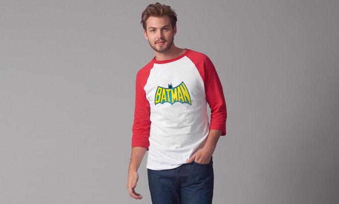 DC Comics Clothing