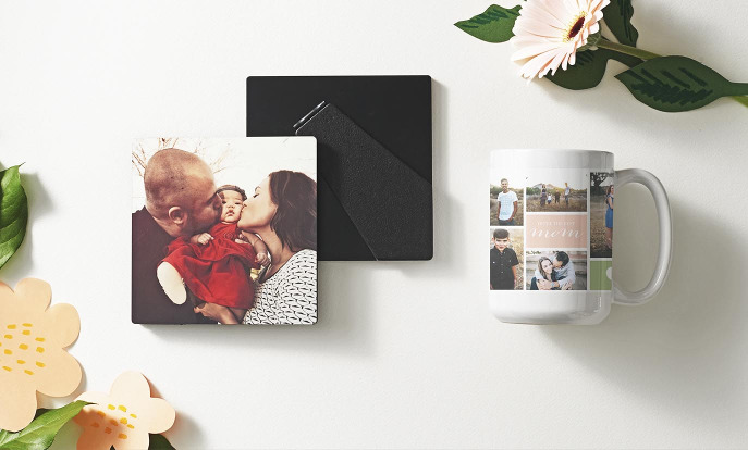 Browse through our incredible selection of Mother's Day gifts, such as these [descriptor] [product].		Browse through our incredible selection of Mother's Day gifts, such as these photo plaque and mug.