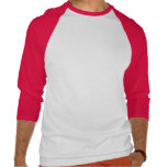 "<p> Hit a home-run with this classic 3/4 sleeve baseball t-shirt. It has a white or ash body with contrasting sleeves and collar. We've double-needle stitched both the bottom and sleeve hems of this raglan jersey for long-lasting quality. Customise to make it your own!</p> <p>Size & Fit<p> <ul> <li> Model is 6'1"" and wearing a large</li> <li> Standard fit</li> <li> Runs true to size</li> </ul> <p>Fabric & Care</p> <ul> <li> 5.5 oz (156 g) pre-shrunk 100% heavyweight cotton construction</li> <li> Raglan 3/4 sleeves. Double-needle stitched bottom and sleeve hems.</li> <li> Imported</li> <li> Machine wash</li> </ul>"
