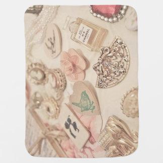 Swaddle Me - Vintage Blanket