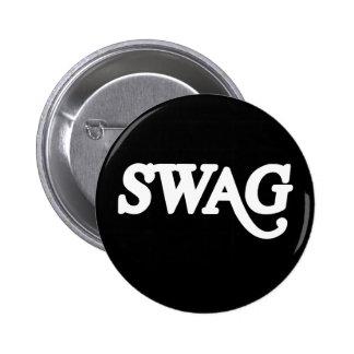 Swag 6 Cm Round Badge