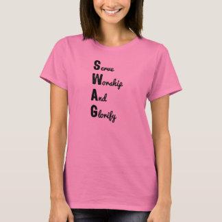 SWAG Christian Religious Tshirt