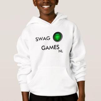 SWAG GAMES NETHERLANDS BOYS HOODIE