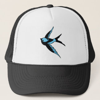Swallow Bird Trucker Hat