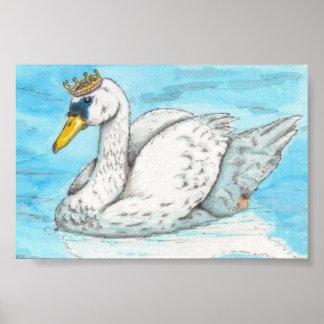 Swan Princess Poster