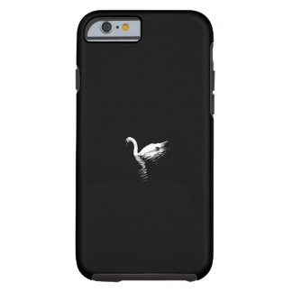 Swan Reflection Phone Case