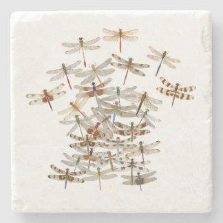 Swarming Dragonflies Coaster