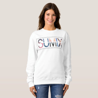 Sweater With Sumix Logo