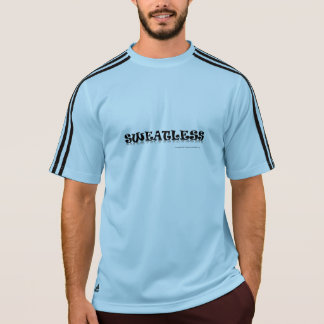 SWEATLESS Custom Designed Men's Adidas T-Shirt