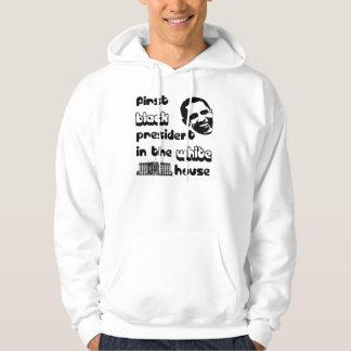 Sweatshirt Black President White House
