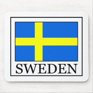 Sweden mouse pad