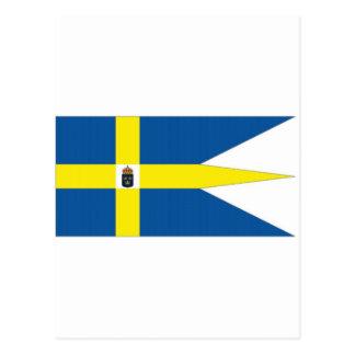 Sweden Royal Family Standard Postcard
