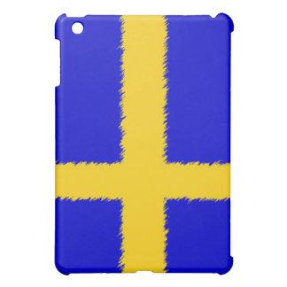 Swedish Flag Case For The iPad Mini
