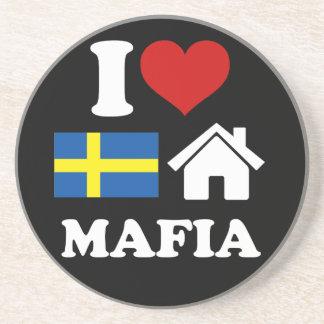Swedish House Music Coaster