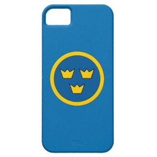 Swedish Three Crowns Flygvapnet Scandinavian iPhone 5 Cover
