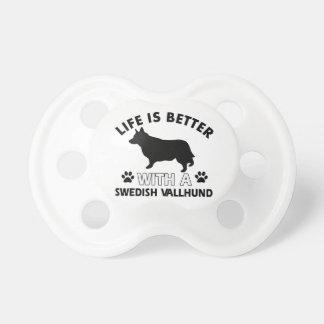 Swedish Vallhund dog breed designs Dummy