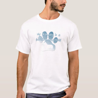 Swedish Vallhund Granddog T-Shirt