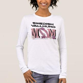 Swedish Vallhund Mom Long Sleeve T-Shirt