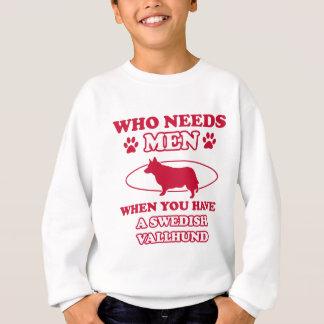 SWEDISH VALLHUND.png Sweatshirt