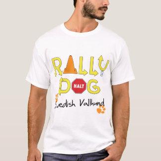 Swedish Vallhund Rally Dog T-Shirt