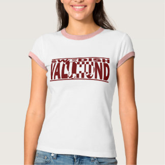 Swedish Vallhund Silhouette T-Shirt