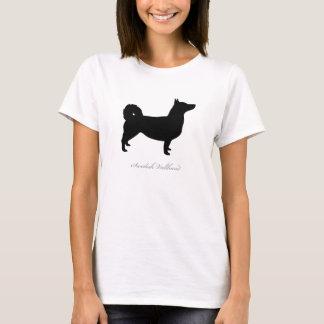 Swedish Vallhund T-shirt (black natural)