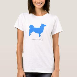 Swedish Vallhund T-shirt (blue natural)