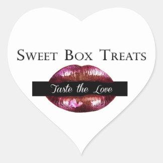 Sweet Box Treats Sticker