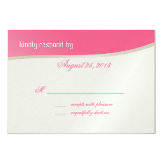 Sweet Candy Bat Mitzvah Response Card 9 Cm X 13 Cm Invitation Card