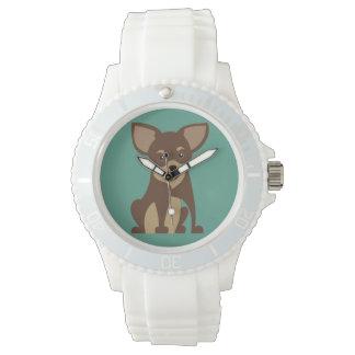Sweet dog watch