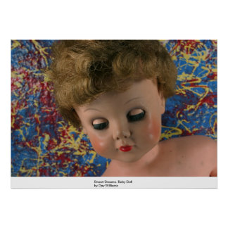 Sweet Dreams, Baby Doll Poster