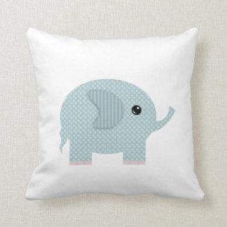 Sweet Elephants Nursery Decor Cushion
