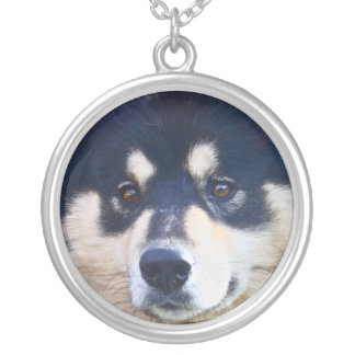 Sweet Finnish Lapphund Necklace